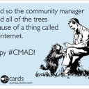 Community Manager Appreciation Day #CMAD
